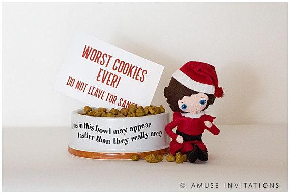 Worst Cookies Ever!
