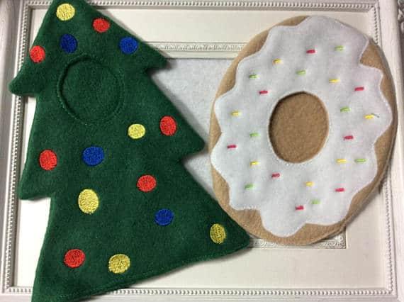 Doughnut Elf Costume