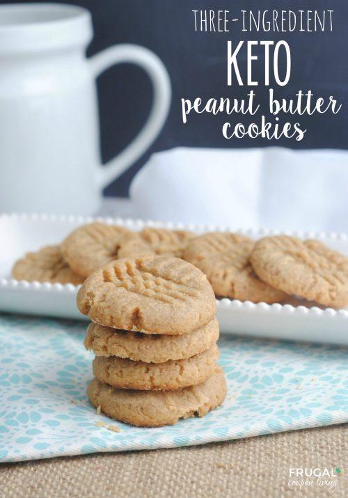 Keto Cookies Recipe Dessert
