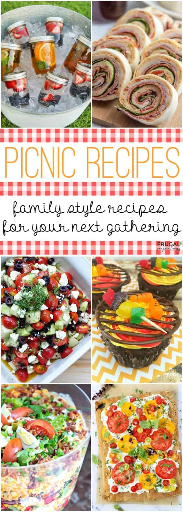 Picnic Food Ideas | Recipes That Can Be Eaten Outdoors