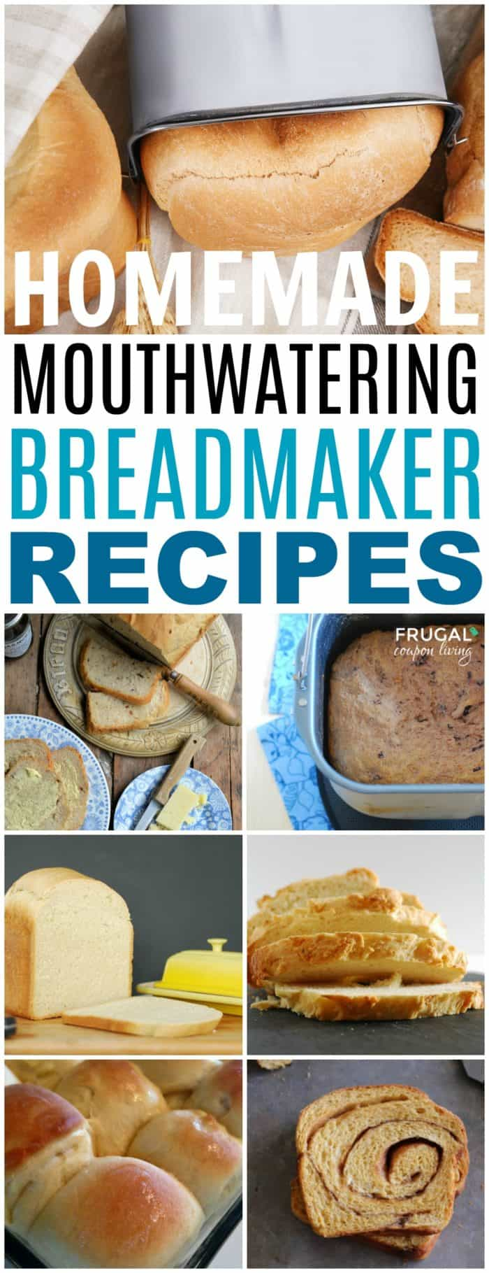 The Best Breadmaker Recipes