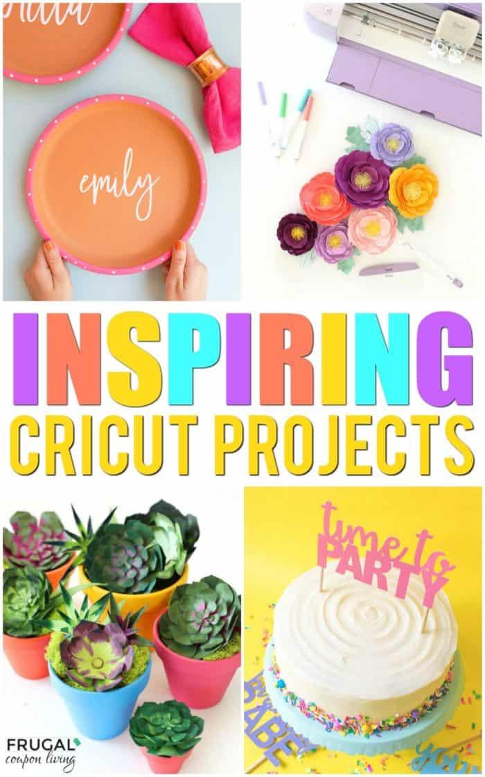 Cricut Tutorials and Crafts