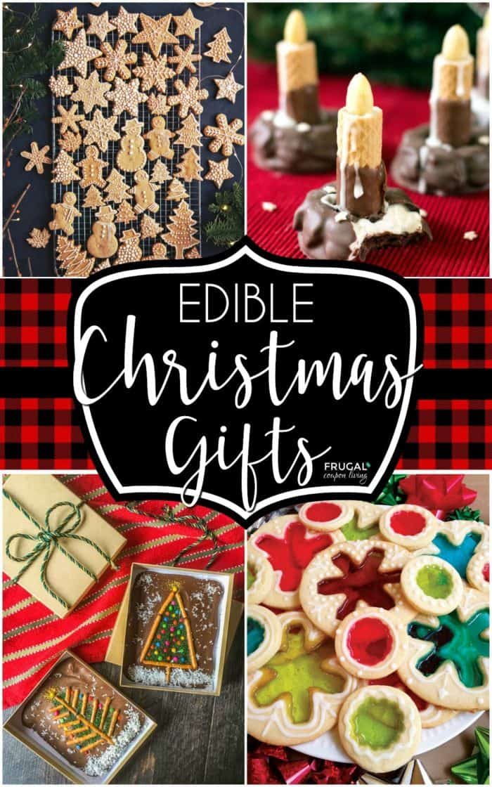 Edible Christmas Gifts