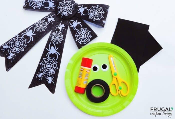 Frankenstein Halloween Preschool Craft Supplies