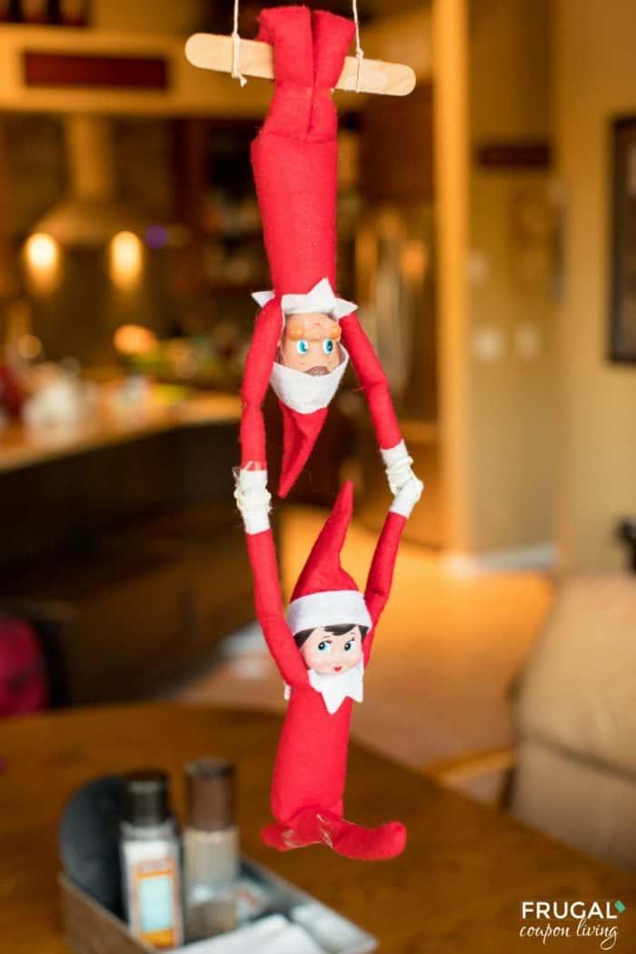 Circus Elf Acrobat