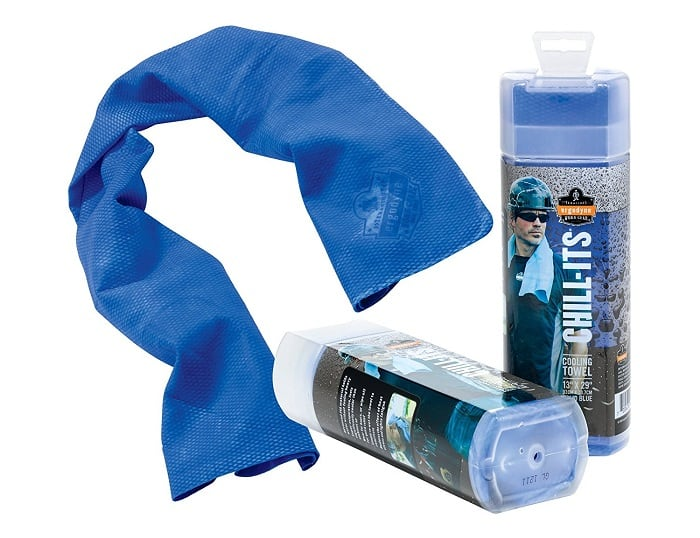 Ergodyne Chill-Its Evaporative Cooling Towel
