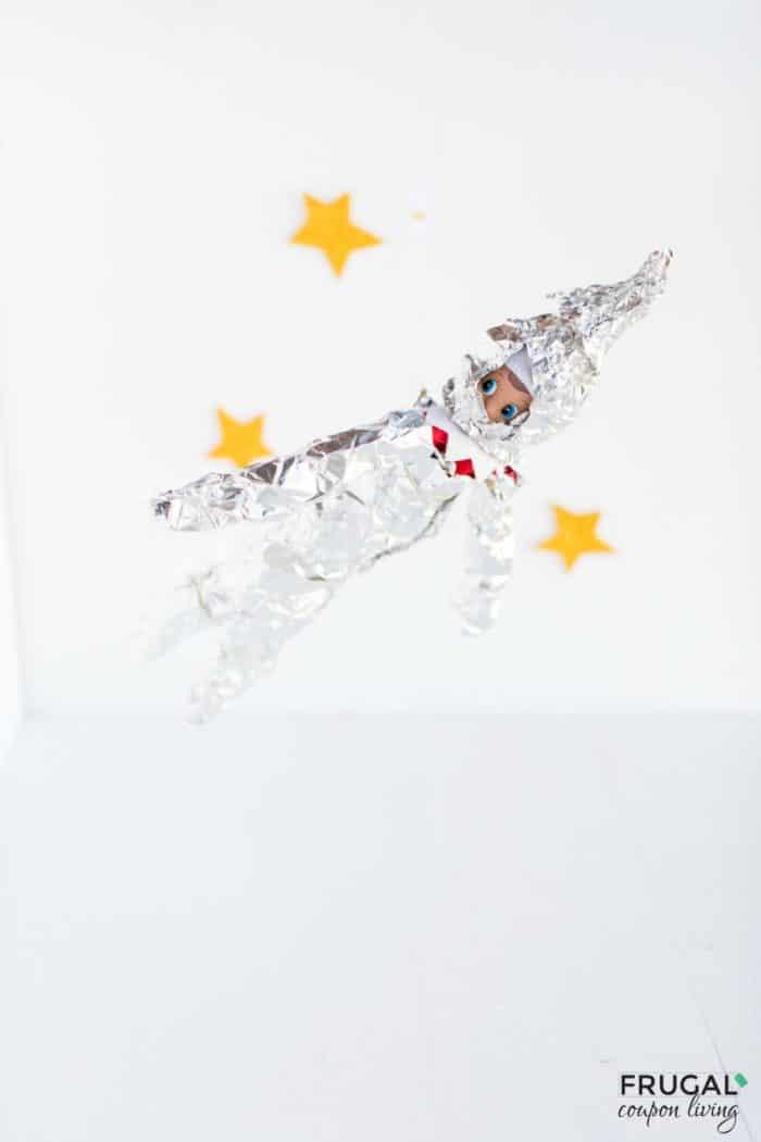 Elf Astronaut - reach for the stars