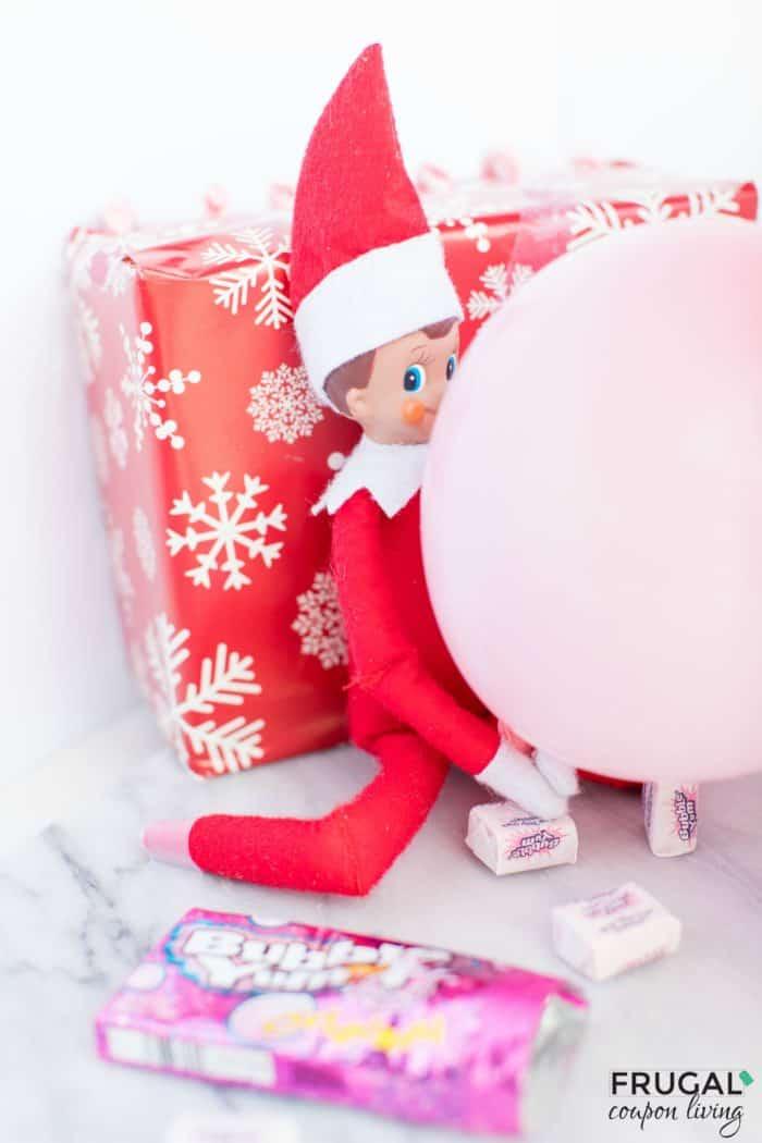 Elf Bubble Gum Balloon