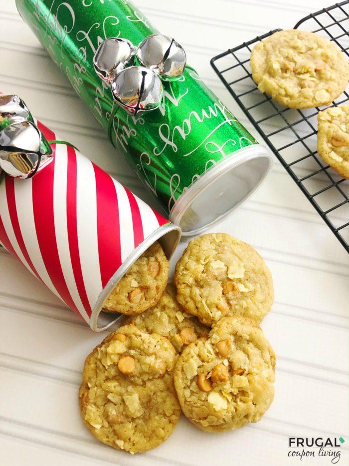 Pringles Can Craft and Pringles Potato Chip Cookie Recipe