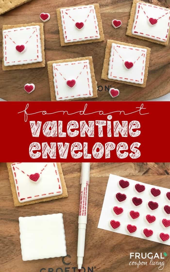 Fondant Valentine's Day Recipes