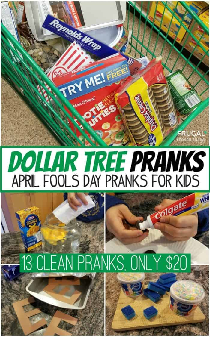 13 Dollar Tree April Fools Pranks