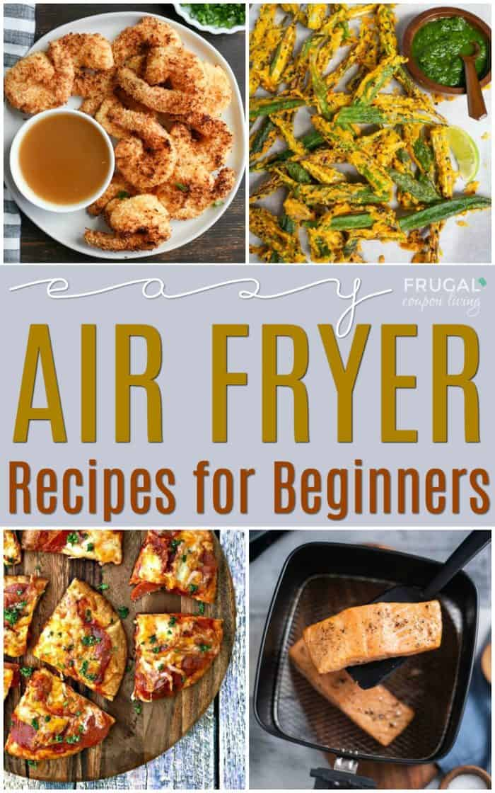 Easy and Healthy Air Fryer Recipes for Families