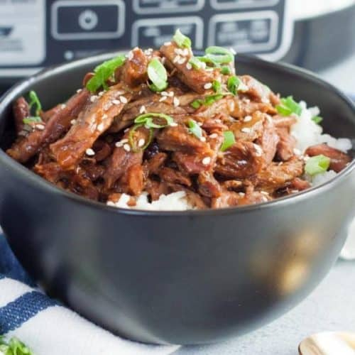 Crock Pot Asian recipe with beef