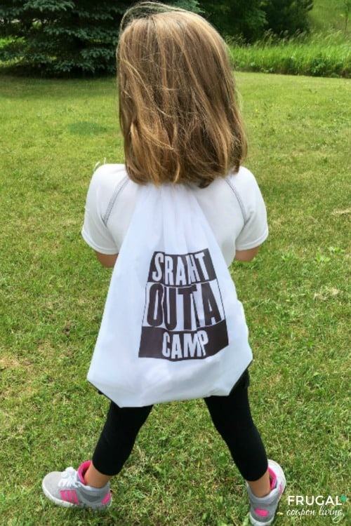 Straight Outta Camp Printable