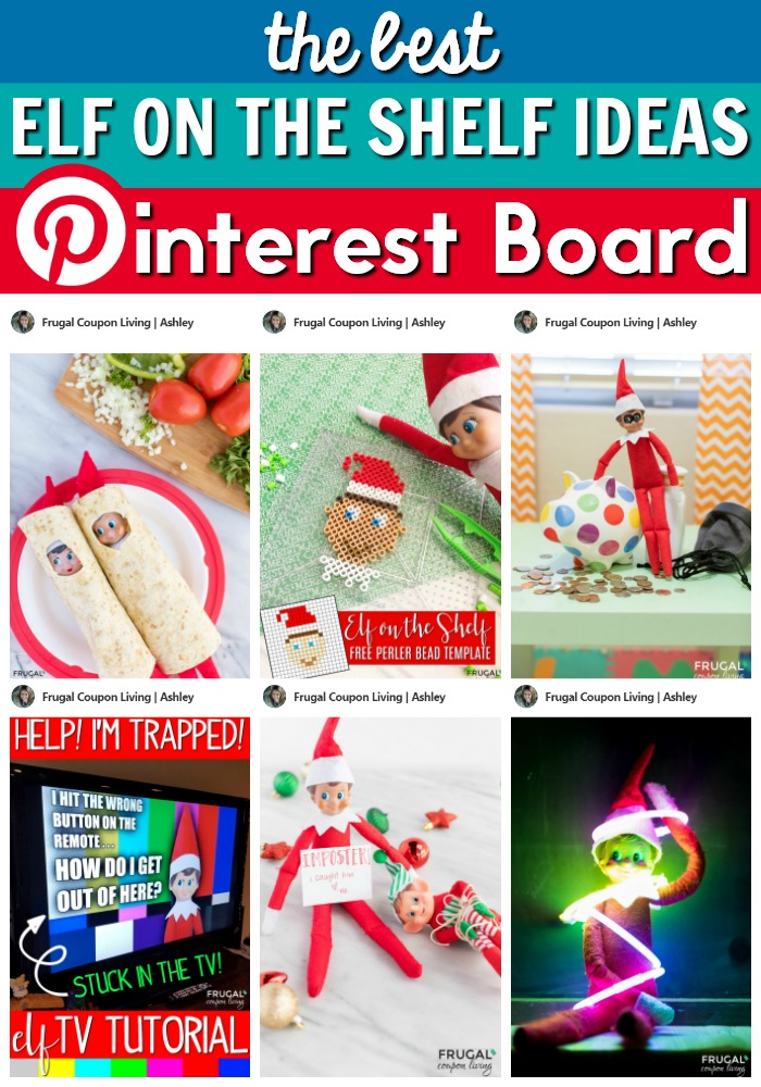 Elf on the Shelf Pinterest Board