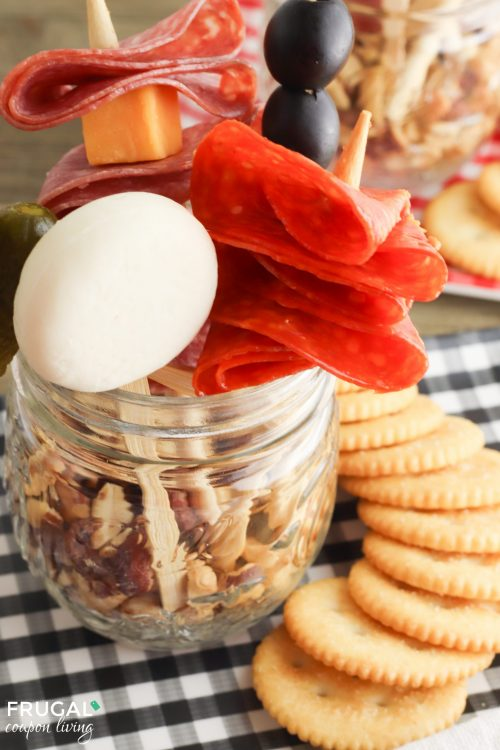 Wine and Cheese Party Simple Charcuterie Board Frugal Coupon Living