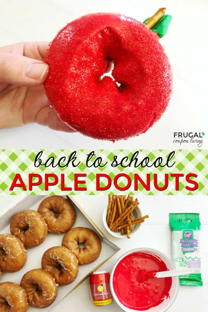 Apple Donut Recipe
