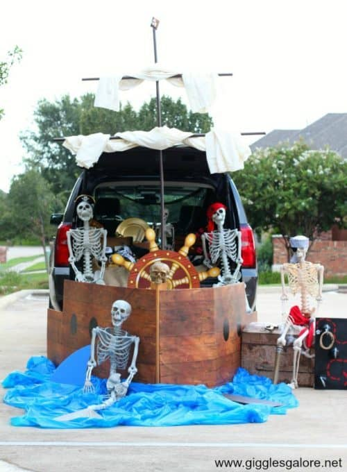 Trunk Or Treat Ideas For Pickup Trucks : trunk, treat, ideas, pickup, trucks, Halloween, Archives, Frugal, Coupon, Living