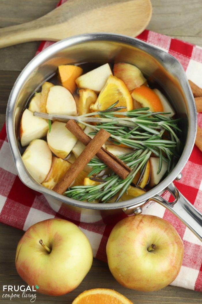 Fall Simmer Pot Recipe - Homemade Potpourri