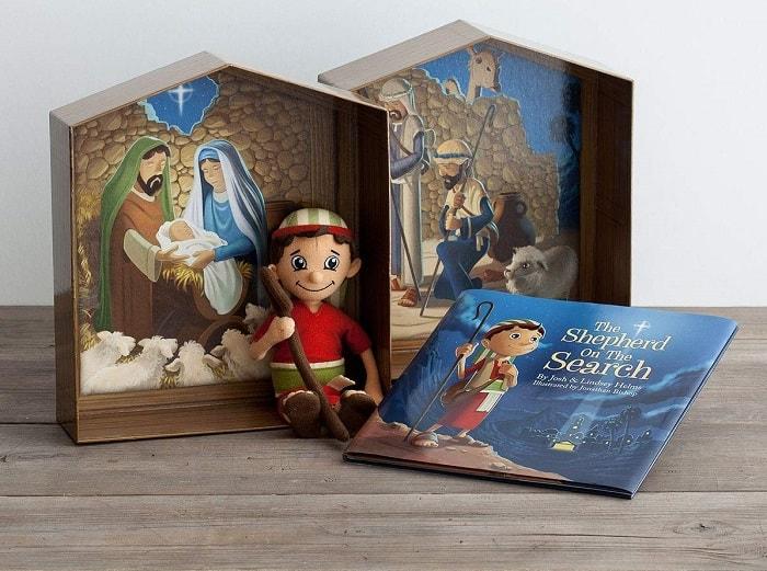 Christian alternative to Elf on the Shelf