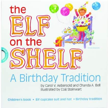 Elf on the Shelf books