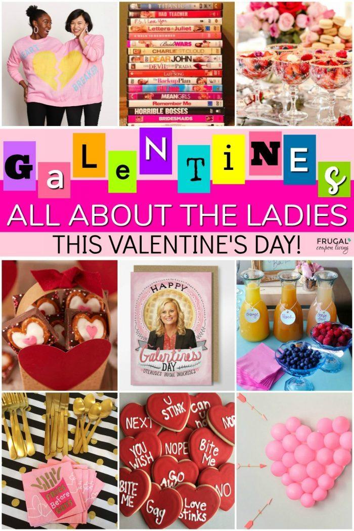 Galentines Valentine's Day