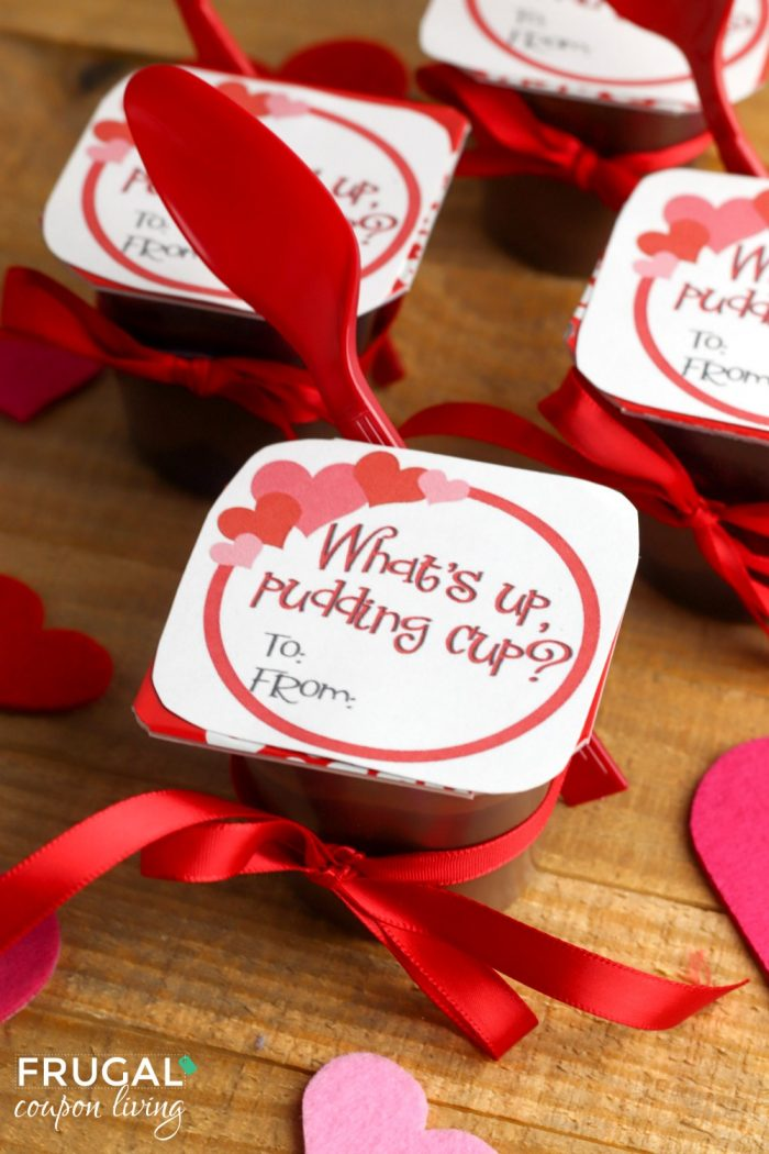 Edible Valentines for Kids