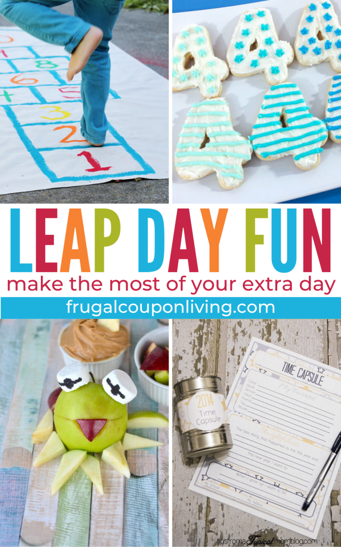 Leap Year Activities for Families