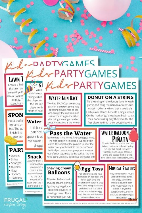 To games tupperware print party Tupperware Party