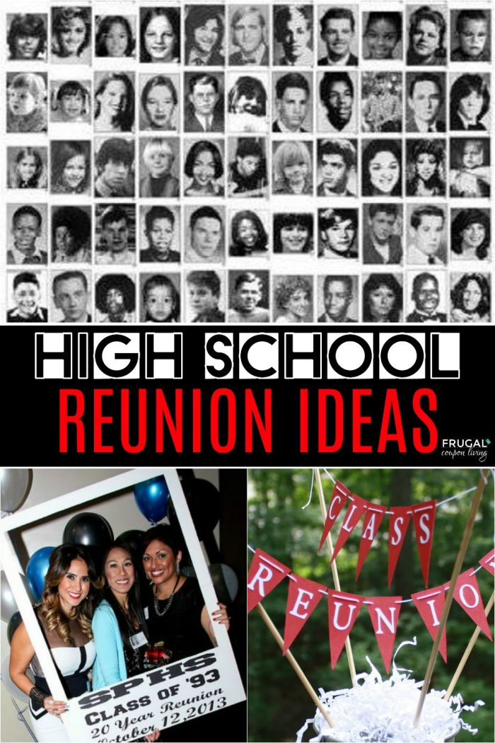 High School Reunion Ideas