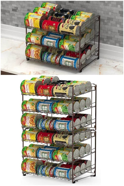 Can Storage Organizer