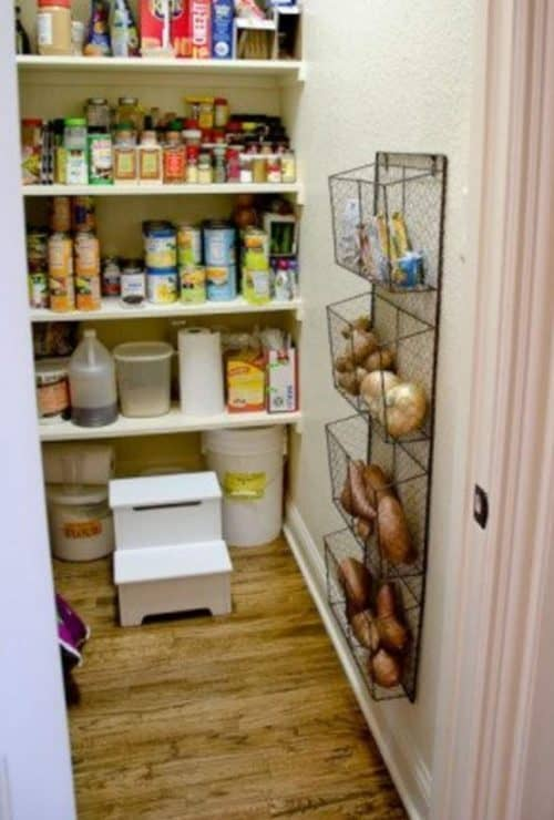 Magazine Rack Organization Ideas