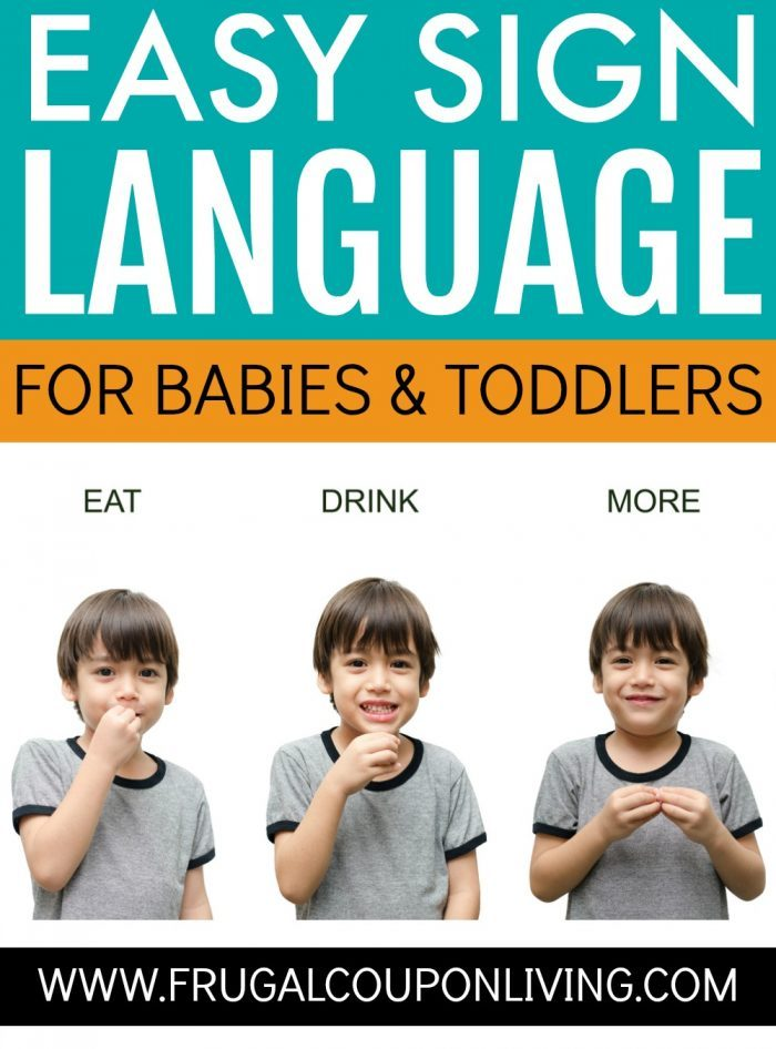 Easy Sign Language for Babies