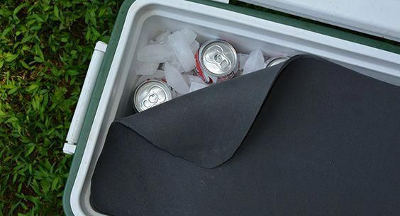 Camping Hack DIY Cooler Cover
