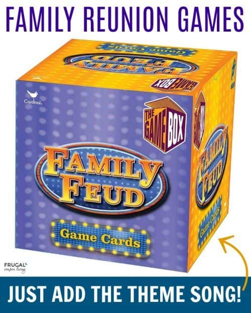Family Feud Family Trivia Game Ideas