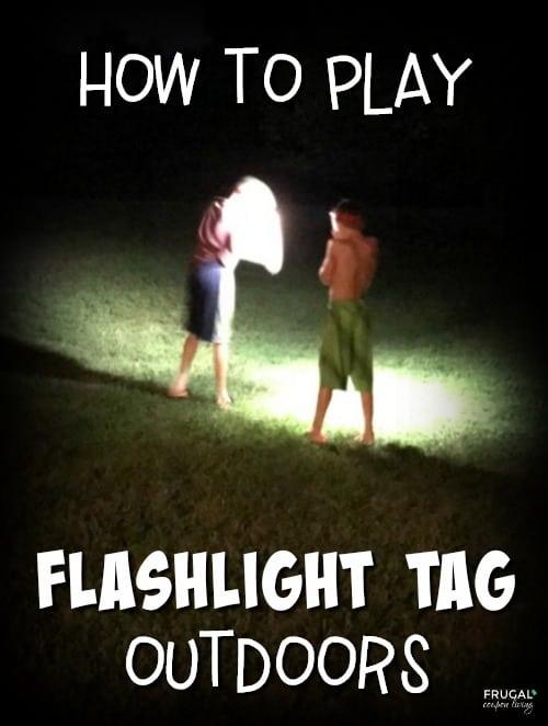 How to Play Flashlight Tag
