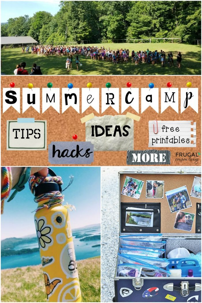 Summer Camp Tips