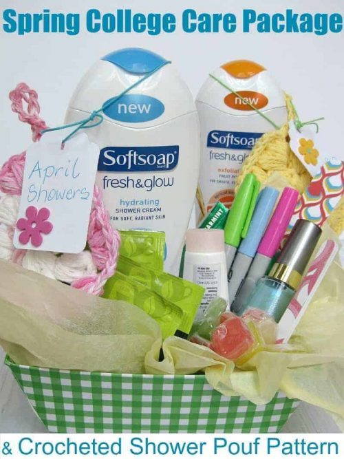 spring care package for her