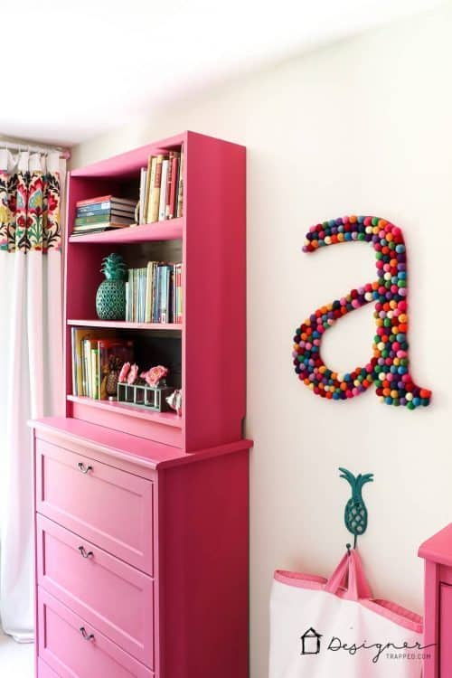 IKEA Billy Bookcase Bedroom Ideas for Girls