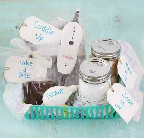 Spa care package for Mom