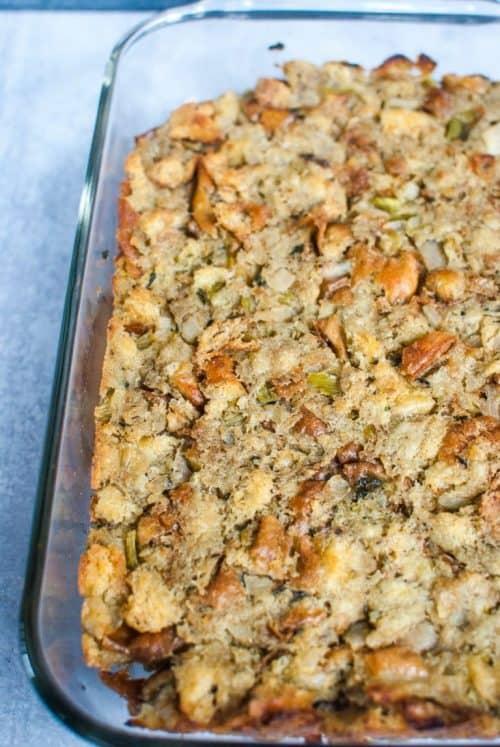 Grandma's Thanksgiving Dressing Recipe | Family Recipes