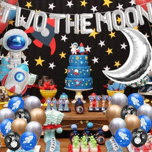 two the moon party ideas