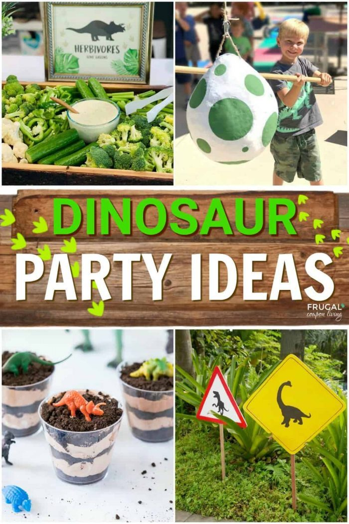 Roar-tastic Dinosaur Party Ideas for a Party-saurus