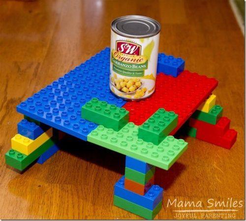Bridge LEGO Challenge & Stem Projects for Kids