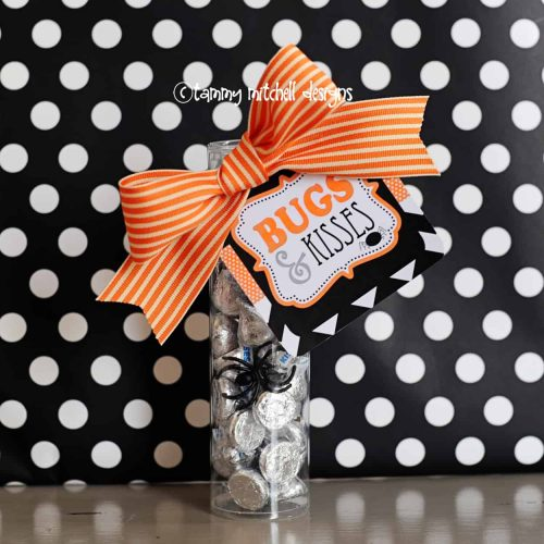 Halloween Teacher Gift Ideas + Printable