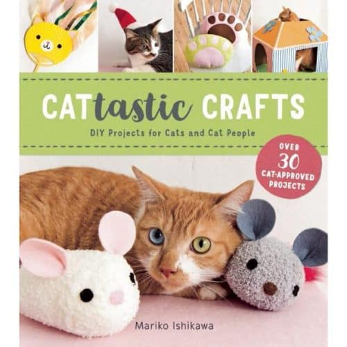 Cattastic Crafts : DIY Project for Cats and Cat People