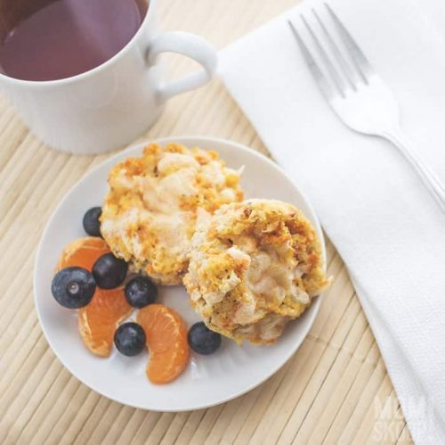 Cauliflower and Sweet Potato Breakfast Muffins Breakfast Recipe