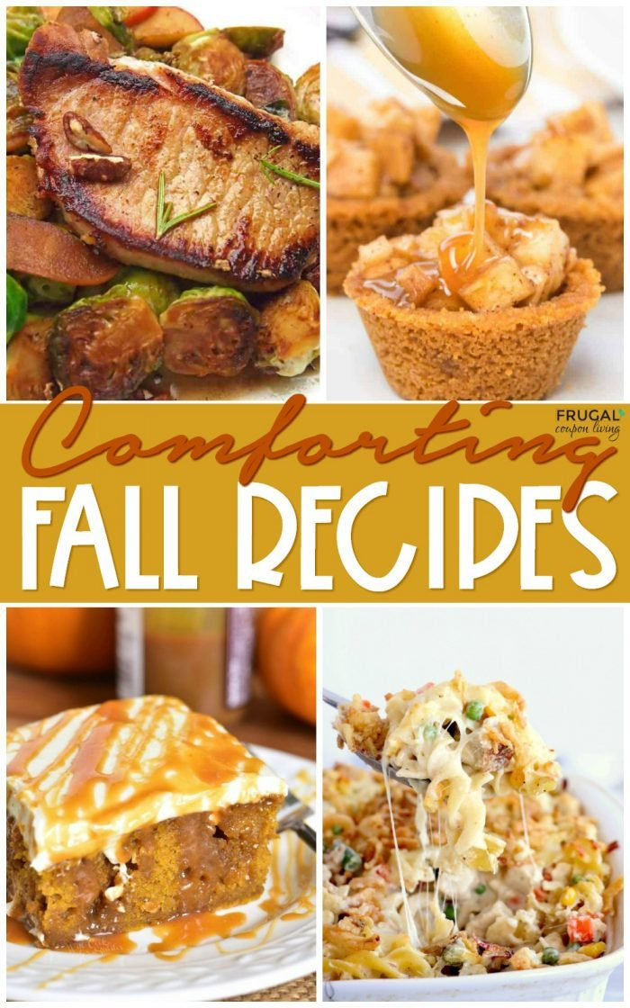 Comporting Fall Dinner Recipes for the Entire Family