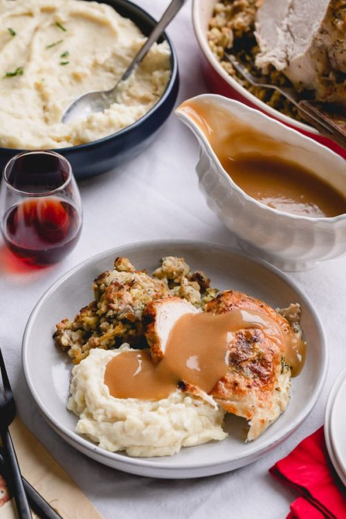 Easy Thanksgiving Instant Pot Turkey Breast