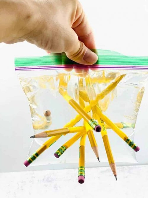 Pencil Stem Activity | Preschool, Elementary, Middle School Ideas